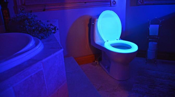 Night GLOW Toilet Seat