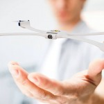 These Guys Have a Bold Ambition: They Want to Make a Wearable Quadcopter with Camera for Your Wrist