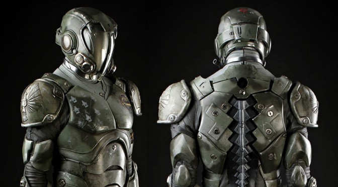 A Galore Of Props And Costumes From Pacific Rim Hits The Auction Block, Lovable Mite Included