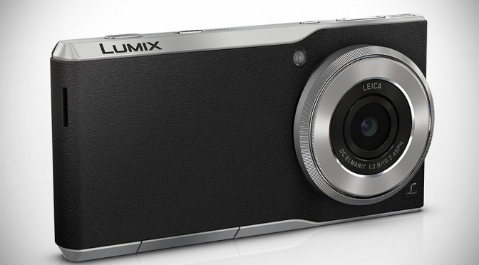 Panasonic Lumix CM1 Smartphone Packs 1-inch Sensor and Leica Lens