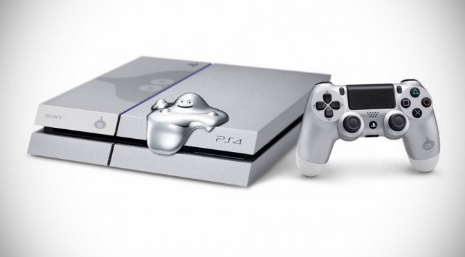 Playstation 4 Dragon Quest Metallic Slime Edition