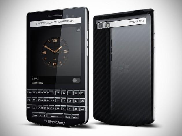 Porsche Design P'9983 from BlackBerry
