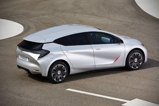 Renault EOLAB Prototype