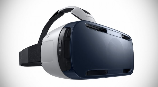 Samsung's First VR Headset Is Powered By Oculus And The New Galaxy Note 4