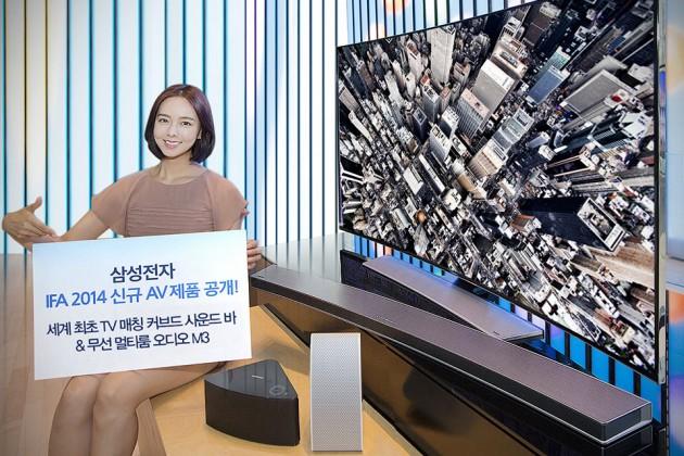Samsung HW-H7500/H7501 Curved Soundbar