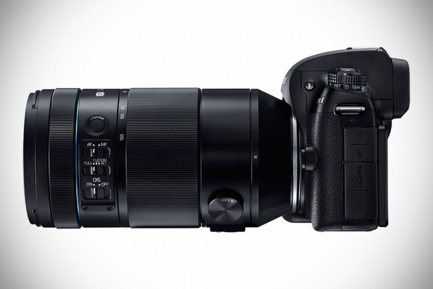 Samsung NX1 Wireless Smart Compact System Camera