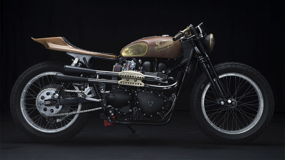 Steampunk Triumph Is The Result When An Accomplished