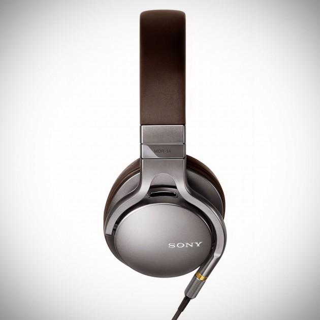 Sony MDR-1A Hi-Res Headphones