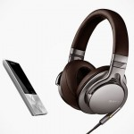 Sony Introduces New Hi-Res MP3 Player and Audiophile-grade Headphones