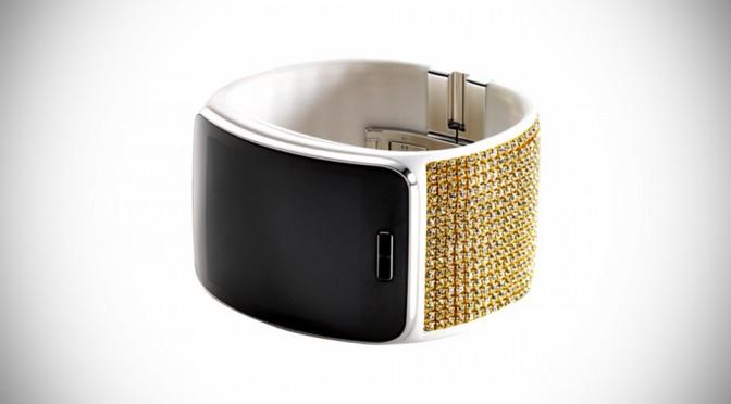 Swarovski for Samsung: Samsung Gear S Strap