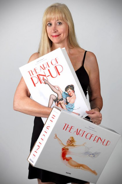 The Art of Pin-up with pin-up expert Dian Hanson