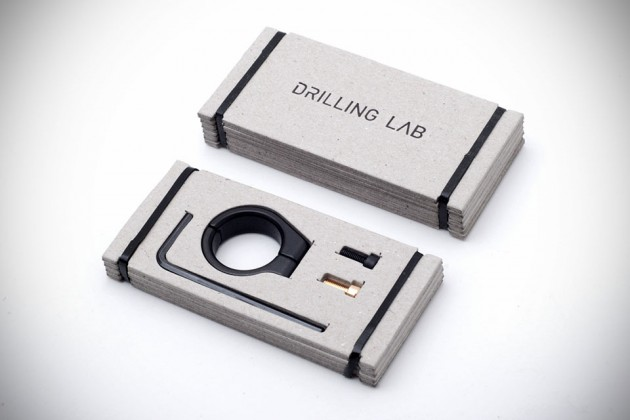 The Clamp Ring by Drilling Lab
