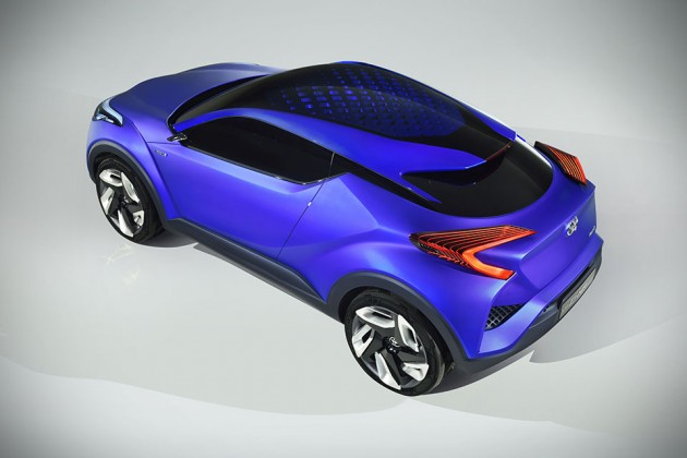 Toyota C-HR Crossover Concept