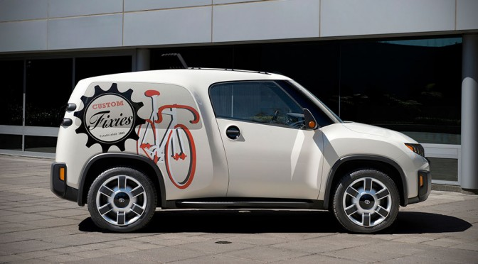 Toyota Has an Urban Utility Concept Car and It Looks Super Awesome