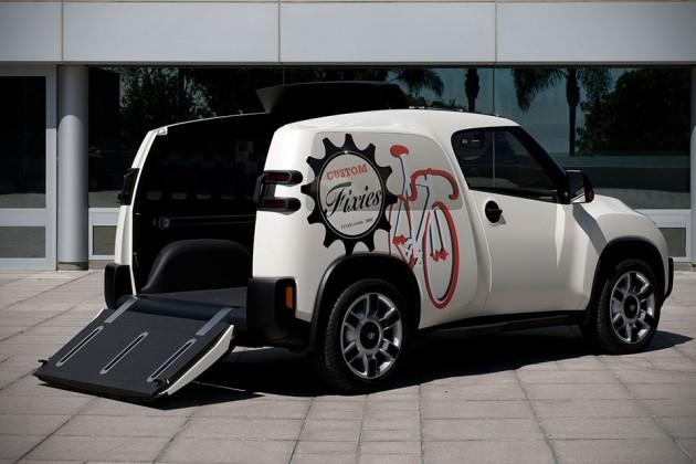 Toyota Urban Utility Concept Car