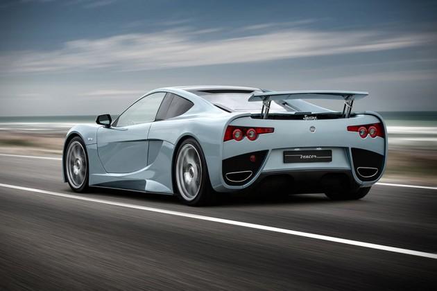 Vencer Sarthe Supercar