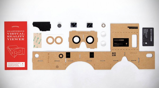 Virtual Reality Cardboard Toolkit by DODOcase