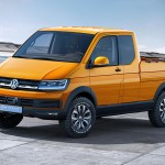 Volkswagen TRISTAR Concept Wants You to Take Your Work Off-road While Sipping on Some Espresso
