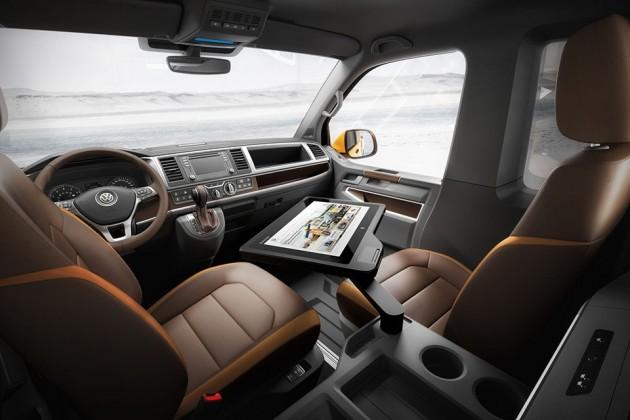 Volkswagen TRISTAR Concept Pickup Truck