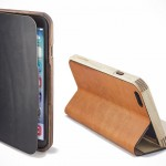Here's a Beautiful Wood and Leather Alternative to Apple's Leather Case for iPhone 6