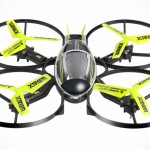 Xtreem Mini Stealth Drone Flies Up to 330 ft, Has Easy-Fly Gyro for Stabilization and it is Just 6-inch Long
