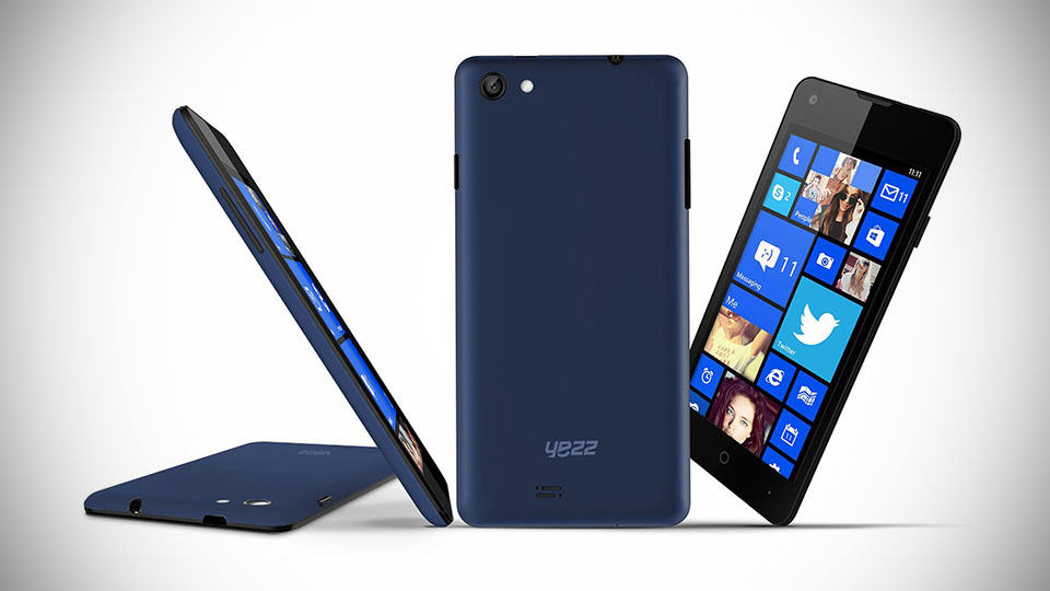 Unlock YEZZ Billy 4 7 Powered By Windows Phone 8 1 Now