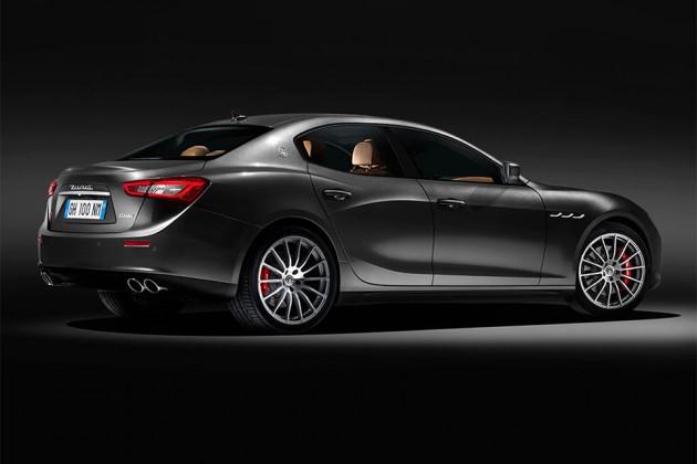 100th Anniversary Neiman Marcus Limited Edition Maserati Ghibli S Q4