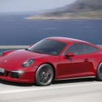 Porsche Introduces 2015 911 Carrera GTS, Includes Four Models Price Starting at $114,200