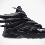 Latest Adidas and Jeremy Scott Collaboration Looks Like a Pair of Kicks Fit for Batman