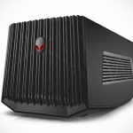 Alienware Graphics Amplifier Adds Desktop Graphics Power to Alienware 13 Gaming Laptop