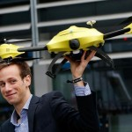 Belgian Engineering Graduate Developed a Drone That Might One Day Save Your Life