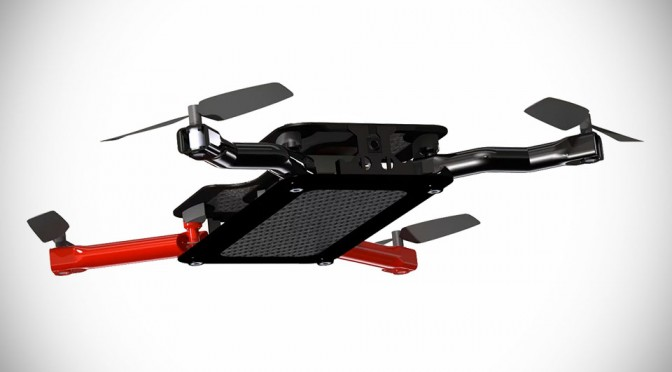 Anura Flying Camera Drone by AeriCam