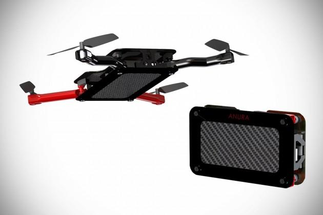 Anura Flying Camera Drone by AeriCam