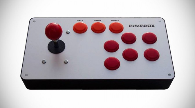 Arkabox Retro Gaming Console