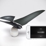 Next Generation Avitron Bionic Flying Bird Takes Flight Using Your Phone