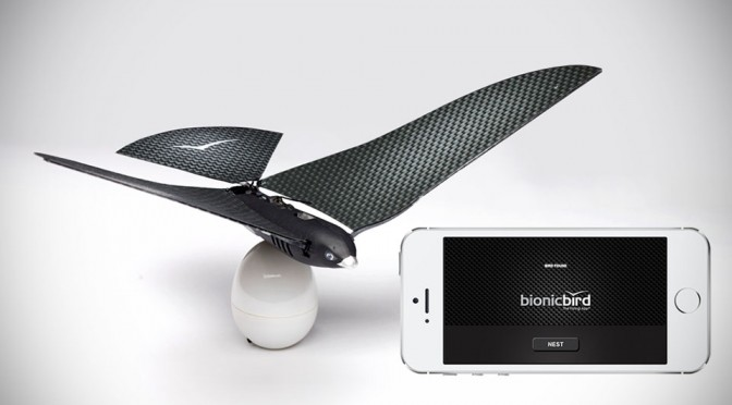 Avitron Bionic Flying Bird - The Flying App