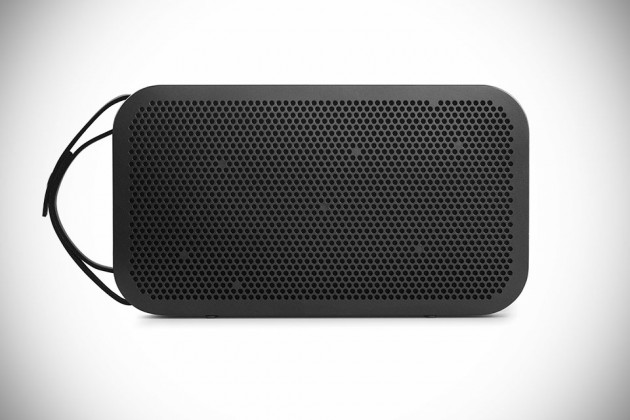 Bang & Olufsen BeoPlay A2 Portable Bluetooth Speaker - Black