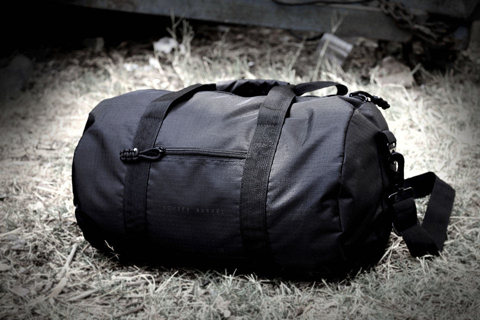 bomber barrel bag the one bag that will have your work