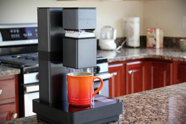 Bruvelo Smart Pour-over Coffee Brewer