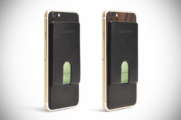 Card Carrier for iPhone 6 by KILLSPENCER