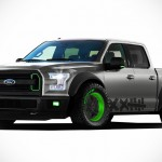 Check Out Ford's Contenders for the 'Hottest Truck' Award at SEMA Show