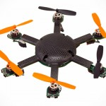 CyPhy Work's Pocket-size Imaging Drone Can Fly Up to Two Hours and Sends Lag-free HD Video