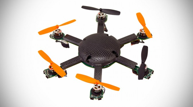 CyPhy Works Tethered Mini-drone
