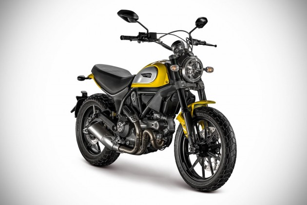 ducati finally made its scrambler official hits market in. Black Bedroom Furniture Sets. Home Design Ideas