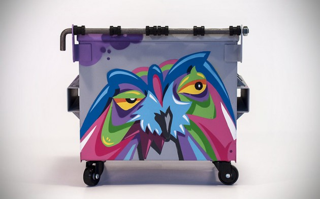 Dumpsty Artist Editions - Nite Owl by Nite Owl