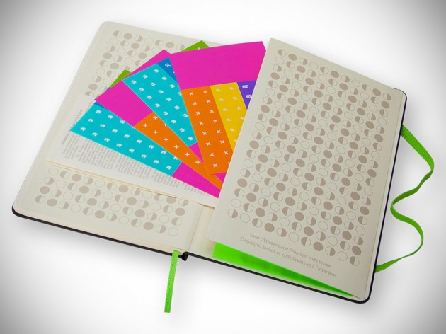 Evernote-edition Moleskines