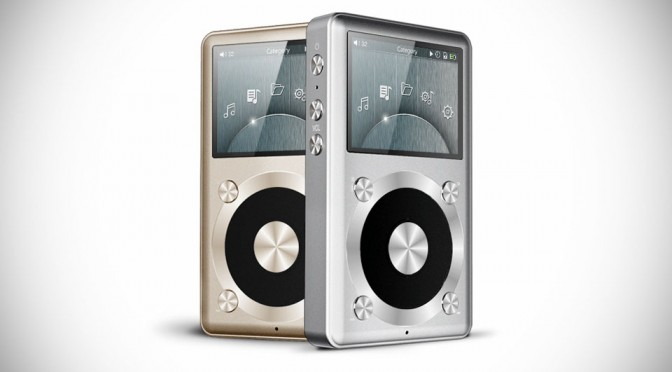 Fiio X1 Portable High Resolution Lossless Music Player