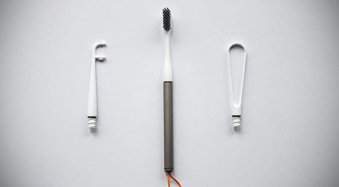 Sustainable Toothbrush Comes with Option to Track Your Oral Activities