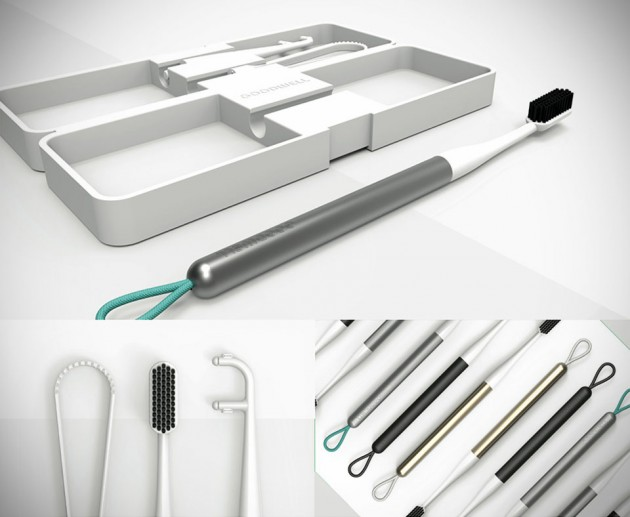 Goodwell & Company Open-source Toothbrush