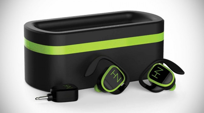 HearNotes Wireless Earphones with Kleer Technology